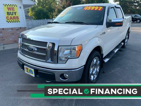 2009 Ford F-150 for sale at Excel Auto Sales LLC in Kawkawlin MI
