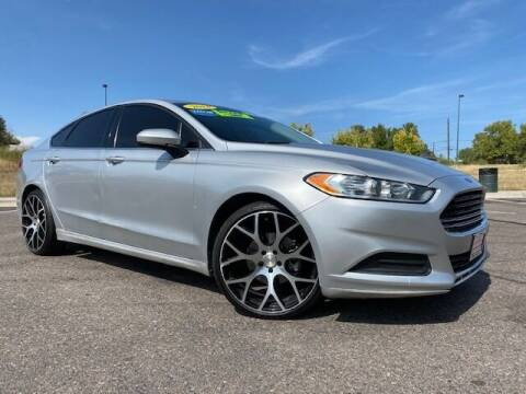 2014 Ford Fusion for sale at UNITED Automotive in Denver CO