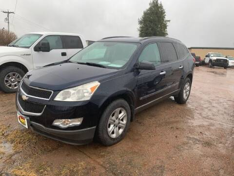 2009 Chevrolet Traverse for sale at Yachs Auto Sales and Service in Ringle WI
