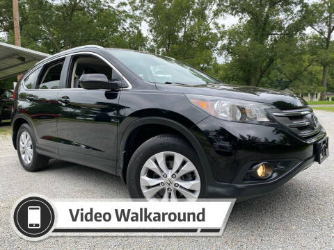2013 Honda CR-V for sale at Byron Thomas Auto Sales, Inc. in Scotland Neck NC