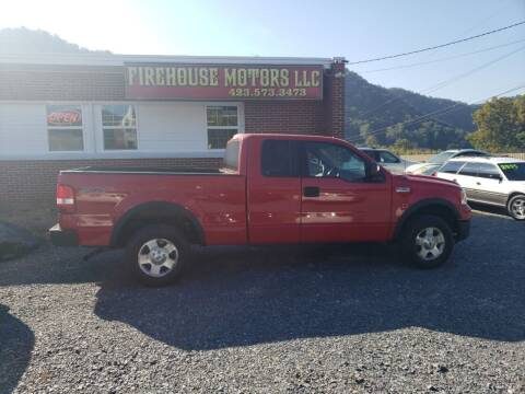 2007 Ford F-150 for sale at Firehouse Motors LLC in Bristol TN