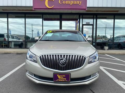 2015 Buick LaCrosse for sale at DRIVEhereNOW.com in Greenville NC