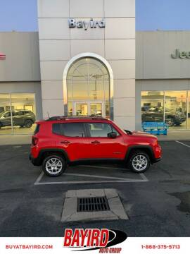 2021 Jeep Renegade for sale at Bayird Truck Center in Paragould AR