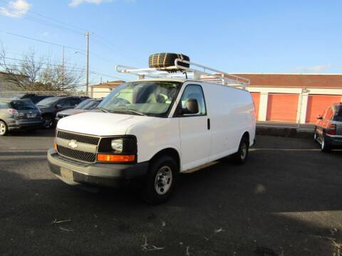 2009 Chevrolet Express Cargo for sale at ARISTA CAR COMPANY LLC in Portland OR
