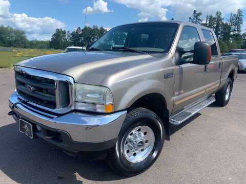 2003 Ford F-250 Super Duty for sale at LUXURY IMPORTS in Hermantown MN