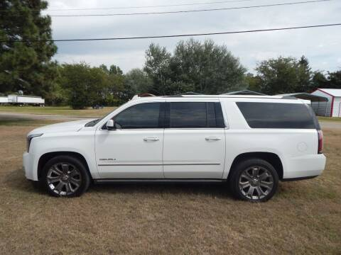 2016 GMC Yukon XL for sale at Wheels Unlimited in Smith Center KS