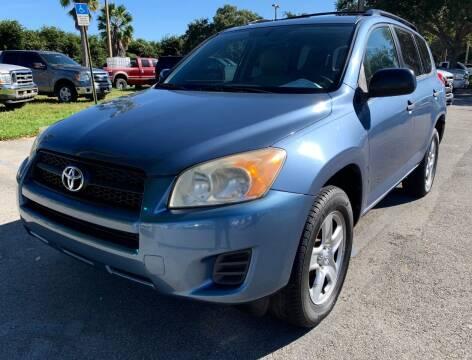 2011 Toyota RAV4 for sale at DAN'S DEALS ON WHEELS in Davie FL