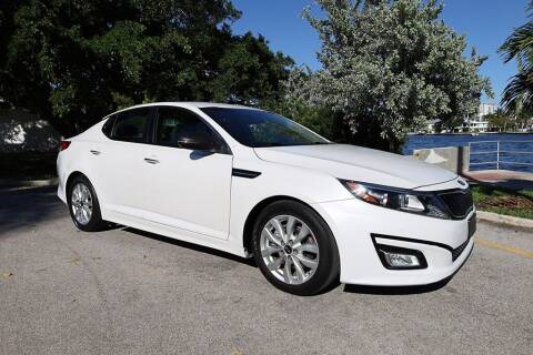 2015 Kia Optima for sale at Silva Auto Sales in Pompano Beach FL