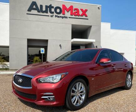 2016 Infiniti Q50 for sale at AutoMax of Memphis in Memphis TN