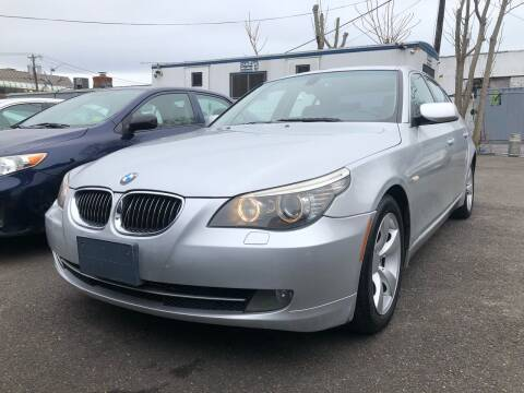 2008 BMW 5 Series for sale at OFIER AUTO SALES in Freeport NY
