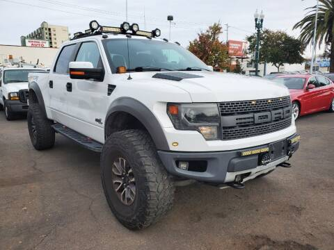 2013 Ford F-150 for sale at Convoy Motors LLC in National City CA