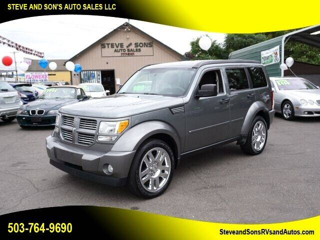 2011 Dodge Nitro for sale at Steve & Sons Auto Sales in Happy Valley OR