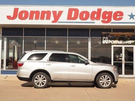 2012 Dodge Durango for sale at Jonny Dodge Chrysler Jeep in Neligh NE