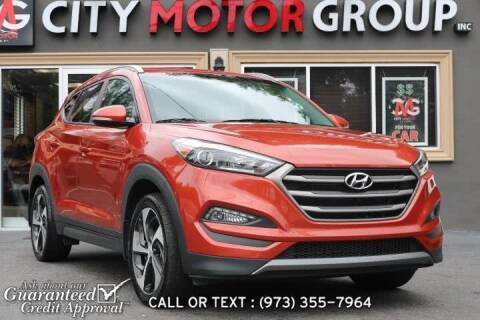 2016 Hyundai Tucson for sale at City Motor Group, Inc. in Wanaque NJ