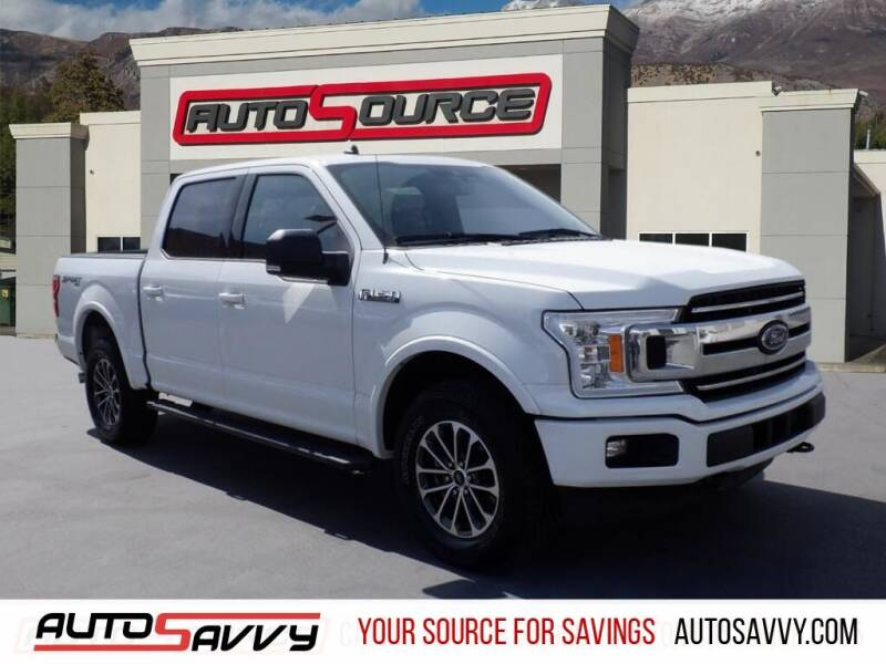 2019 Ford F-150 for sale in Lindon, UT