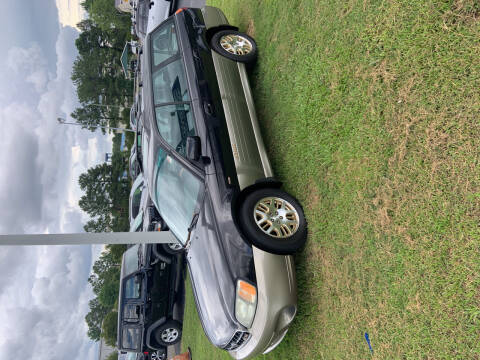 2003 Subaru Outback for sale at Thoroughbred Motors LLC in Florence SC