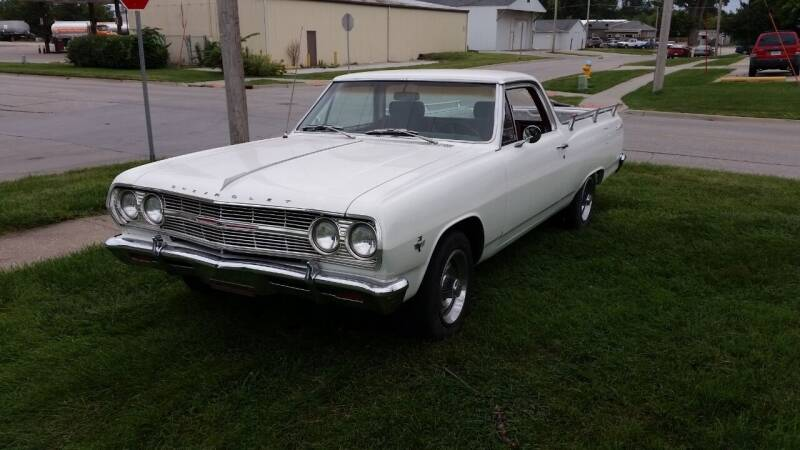 1965 Chevrolet El Camino for sale in Council Bluffs, IA