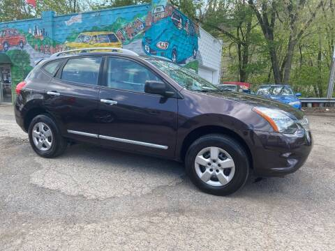 2014 Nissan Rogue Select for sale at Showcase Motors in Pittsburgh PA