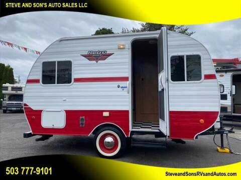 2018 Riverside Retro 157 for sale at Steve & Sons Auto Sales in Happy Valley OR