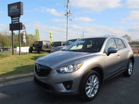 2013 Mazda CX-5 for sale at J T Auto Group in Sanford NC