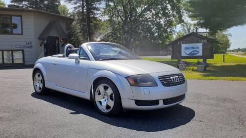 2001 Audi TT for sale at Shores Auto in Lakeland Shores MN
