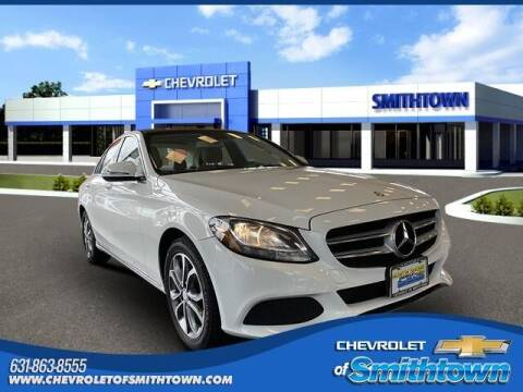 2016 Mercedes-Benz C-Class for sale at CHEVROLET OF SMITHTOWN in Saint James NY