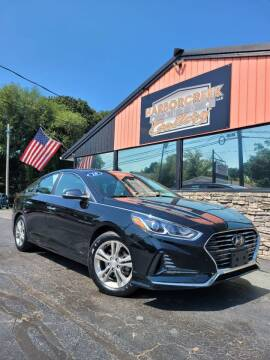 2018 Hyundai Sonata for sale at Harborcreek Auto Gallery in Harborcreek PA