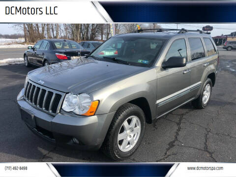 2008 Jeep Grand Cherokee for sale at DCMotors LLC in Mount Joy PA