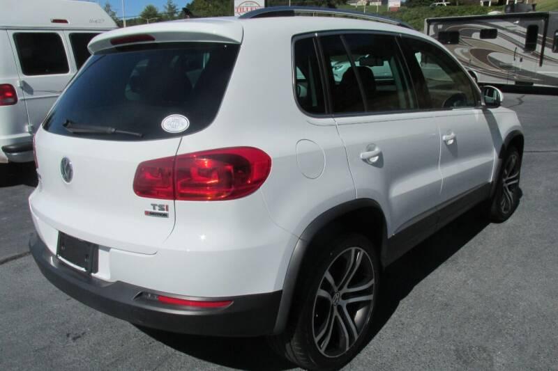 2017 Volkswagen Tiguan AWD 2.0T SEL 4Motion 4dr SUV - Wilkesboro NC