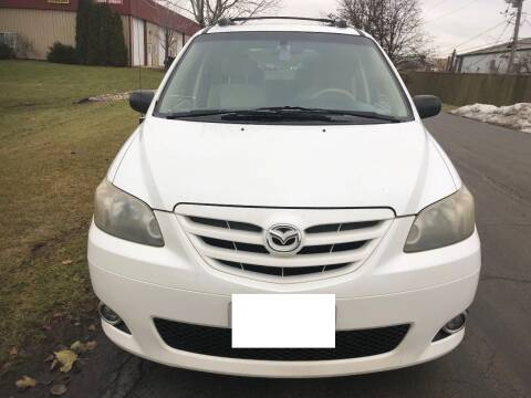 2005 Mazda MPV for sale at Luxury Cars Xchange in Lockport IL