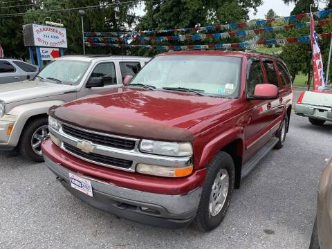 2005 Chevrolet Suburban for sale at Harrisburg Auto Center Inc. in Harrisburg PA