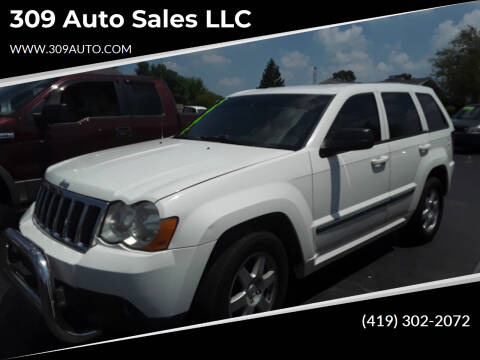 2008 Jeep Grand Cherokee for sale at 309 Auto Sales LLC in Harrod OH