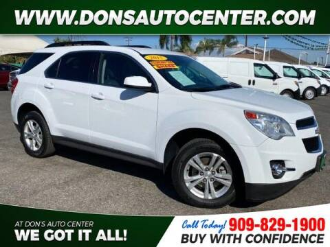 2015 Chevrolet Equinox for sale at Dons Auto Center in Fontana CA