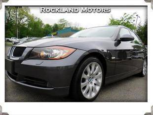 2007 BMW 3 Series for sale at Rockland Automall - Rockland Motors in West Nyack NY