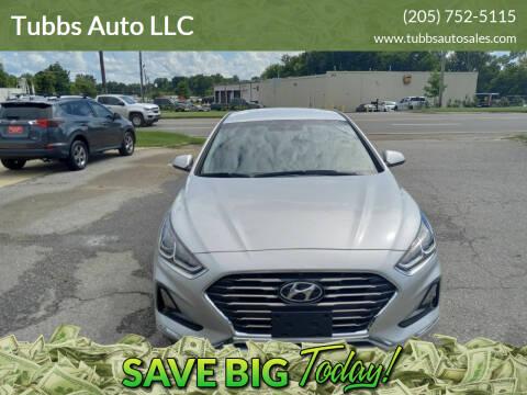 2019 Hyundai Sonata for sale at Tubbs Auto LLC in Tuscaloosa AL