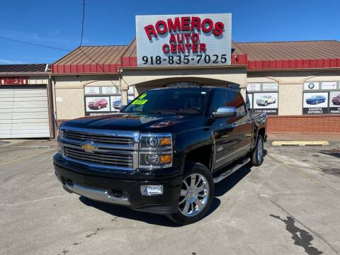 2014 Chevrolet Silverado 1500 for sale at Romeros Auto Center in Tulsa OK