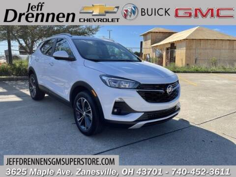 2022 Buick Encore GX for sale at Jeff Drennen GM Superstore in Zanesville OH