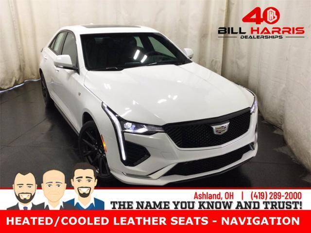 2020 Cadillac CT4 for sale in Ashland, OH