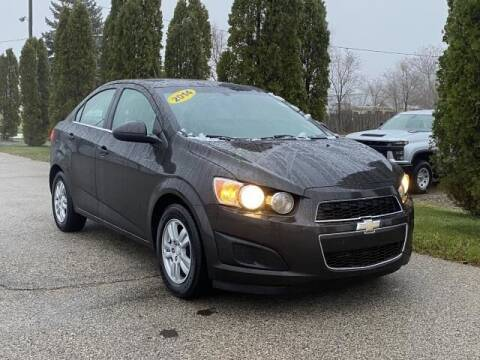 2014 Chevrolet Sonic for sale at Betten Baker Preowned Center in Twin Lake MI