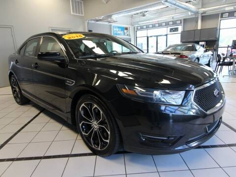 2015 Ford Taurus for sale at Crossroads Car & Truck in Milford OH