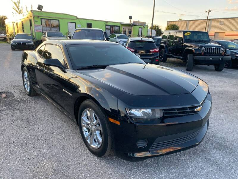 2014 Chevrolet Camaro for sale at Marvin Motors in Kissimmee FL