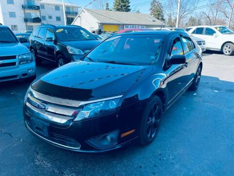 2011 Ford Fusion for sale at Car Credit Stop 12 in Calumet City IL