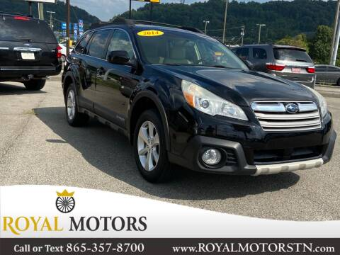 2014 Subaru Outback for sale at ROYAL MOTORS LLC in Knoxville TN
