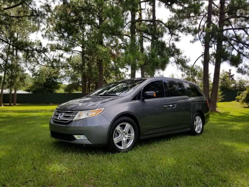 2012 Honda Odyssey for sale at Precision Auto Source in Jacksonville FL