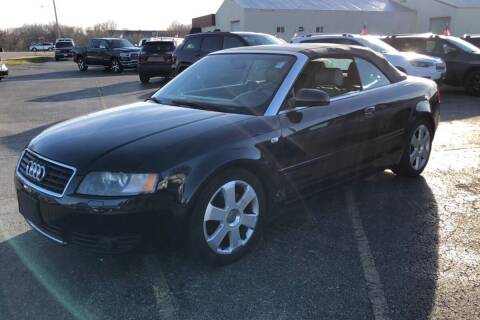 2003 Audi A4 for sale at Cannon Falls Auto Sales in Cannon Falls MN