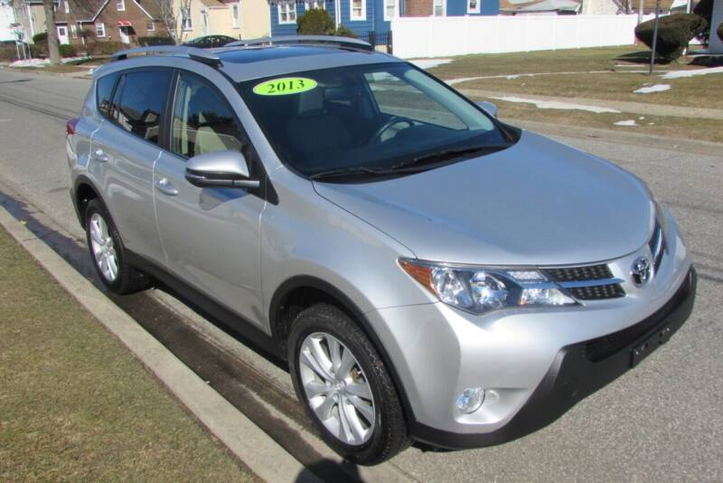 2013 Toyota RAV4 for sale at First Choice Automobile in Uniondale NY