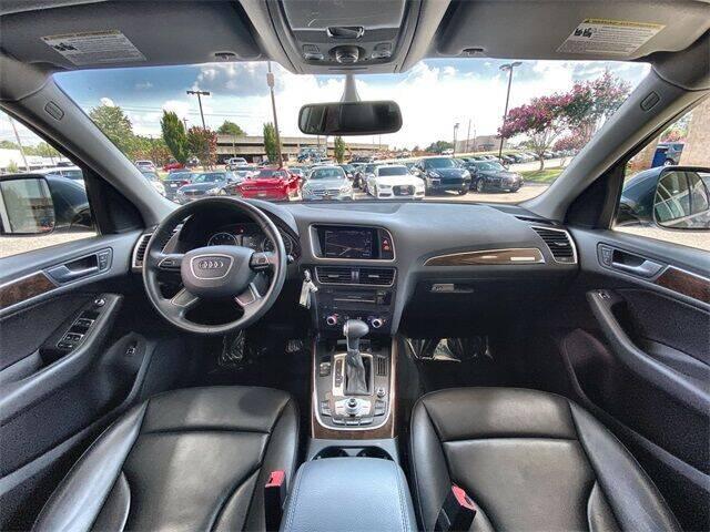2017 Audi Q5 AWD 2.0T quattro Premium 4dr SUV - Roswell GA