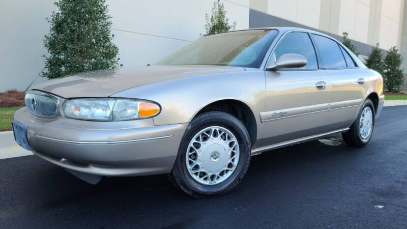 1999 Buick Century for sale at Global Imports Auto Sales in Buford GA