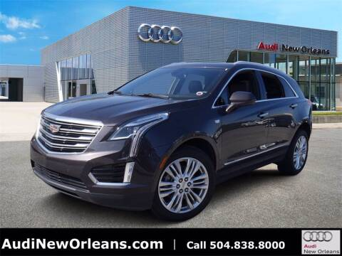 2017 Cadillac XT5 for sale at Metairie Preowned Superstore in Metairie LA