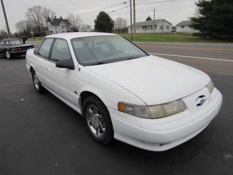 1995 Ford Taurus for sale at Whitmore Motors in Ashland OH